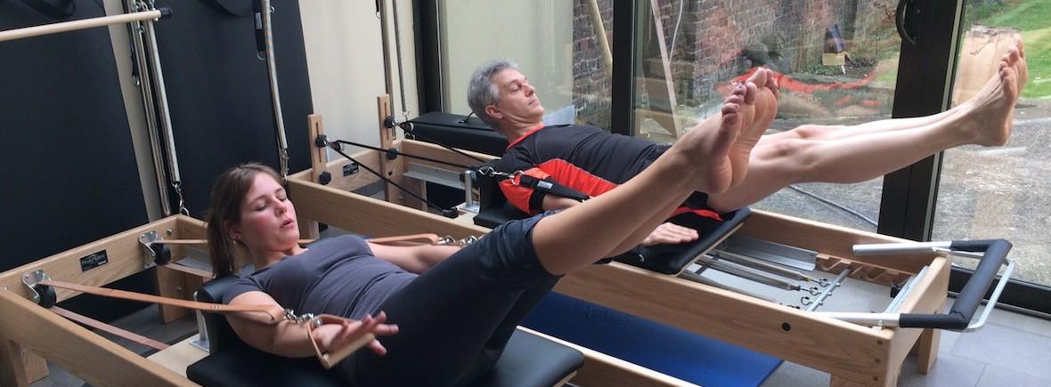 Pilates op het Reformer-toestel, Pilates privé training