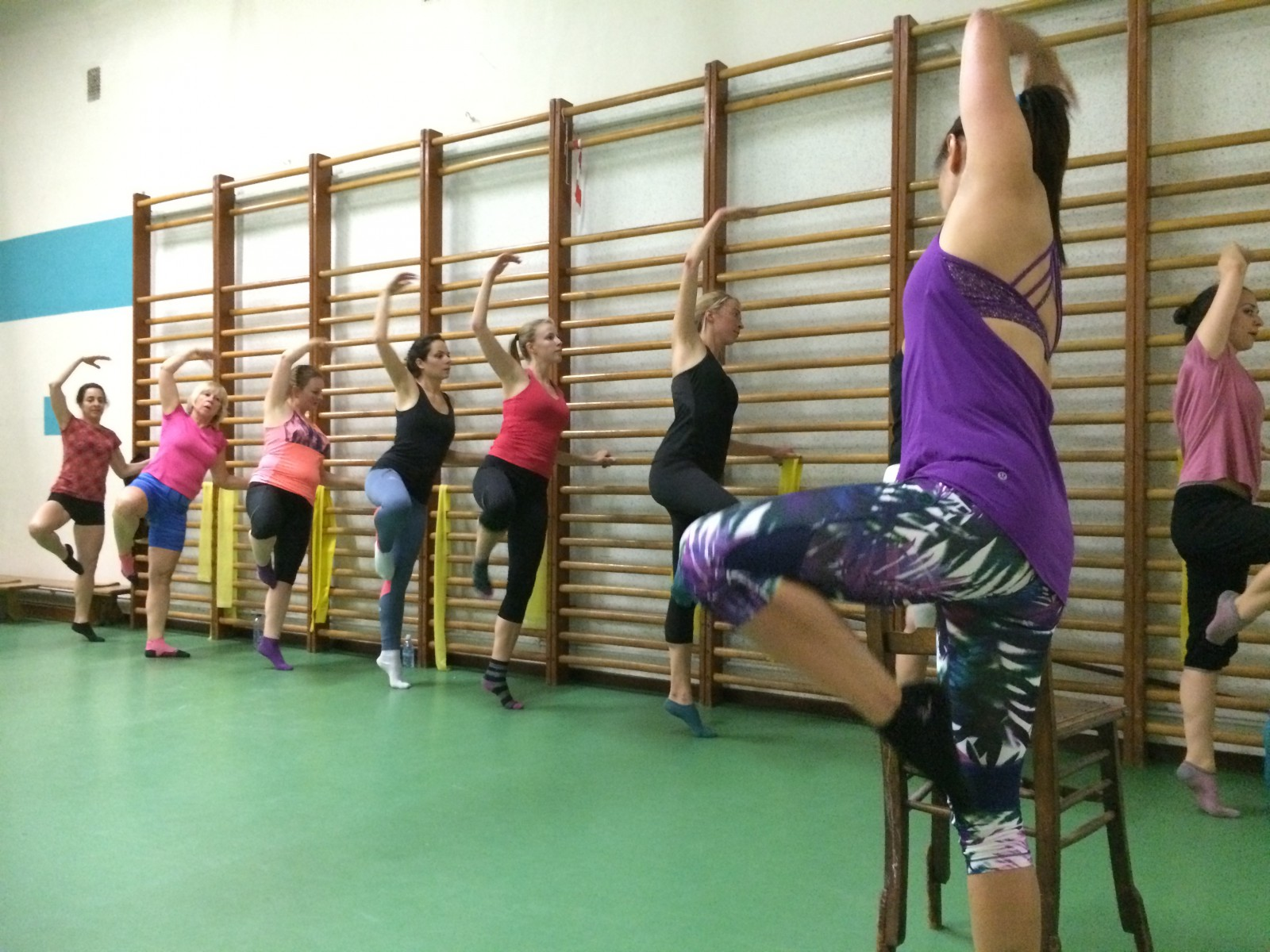 BarreConcept training bij FitMyBody