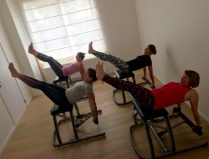 Pilates MVe Chair: the Teaser