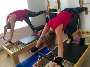 Pilates op Reformer
